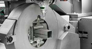 corte laser de tubo